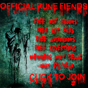 OFFICIAL RUNE FIEND DIS-MEMBERSHIP